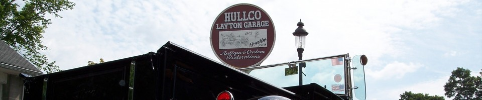 Hullco Restoration Rhetoric