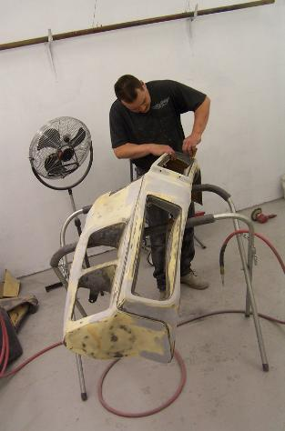 We're experts in classic auto body repair