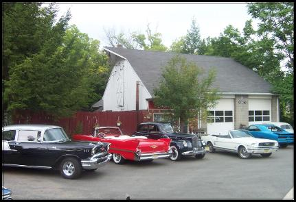 Auto Restoration Shop Expert Automotive Restoration In NJ Hullco - Classic car rebuild