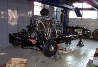 We're experienced in automotive engine rebuilding for vintage cars