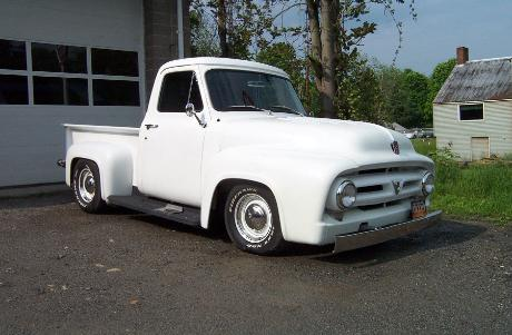 Truck Restorations in New Jersey