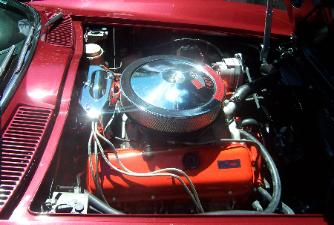We can rebuild your engine for any vintage muscle car